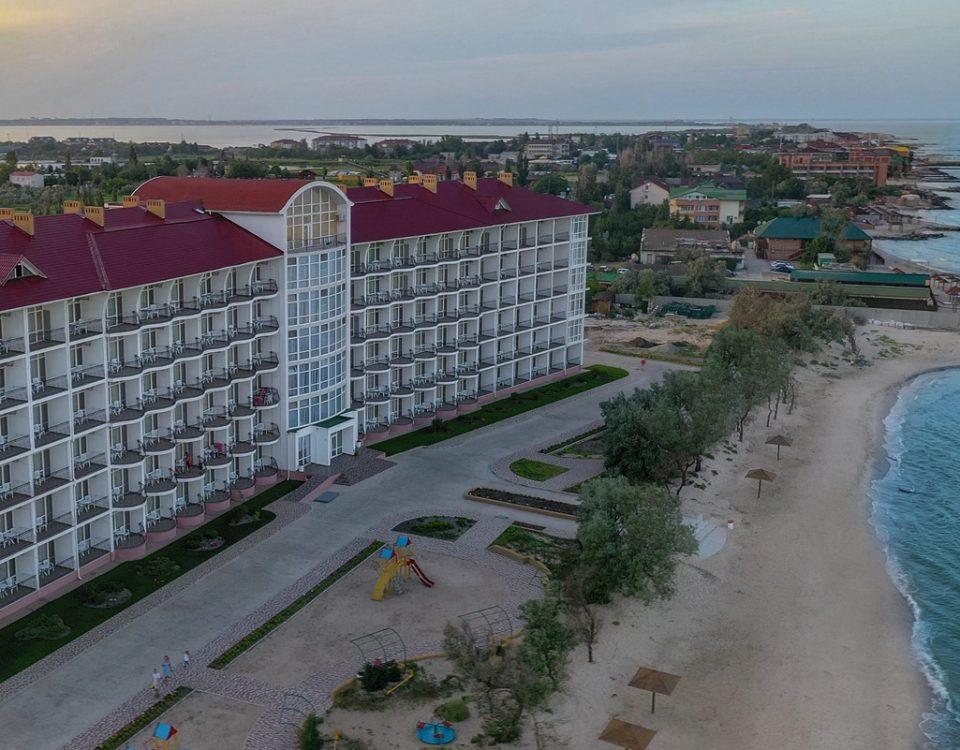 семейный отель панорама бердянск